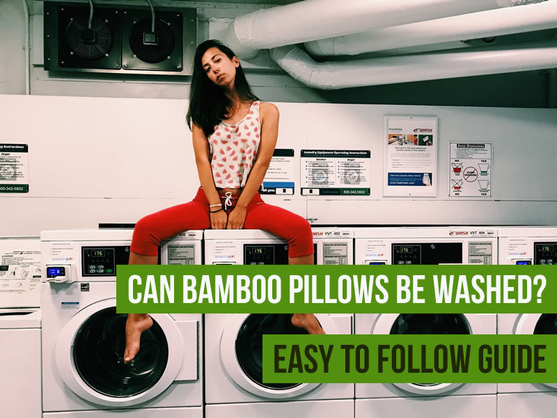 Can Bamboo Pillows Be Washed